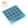 High Quality Optical Stainless Steel Glasses Repair Kit Screws with Tweezer