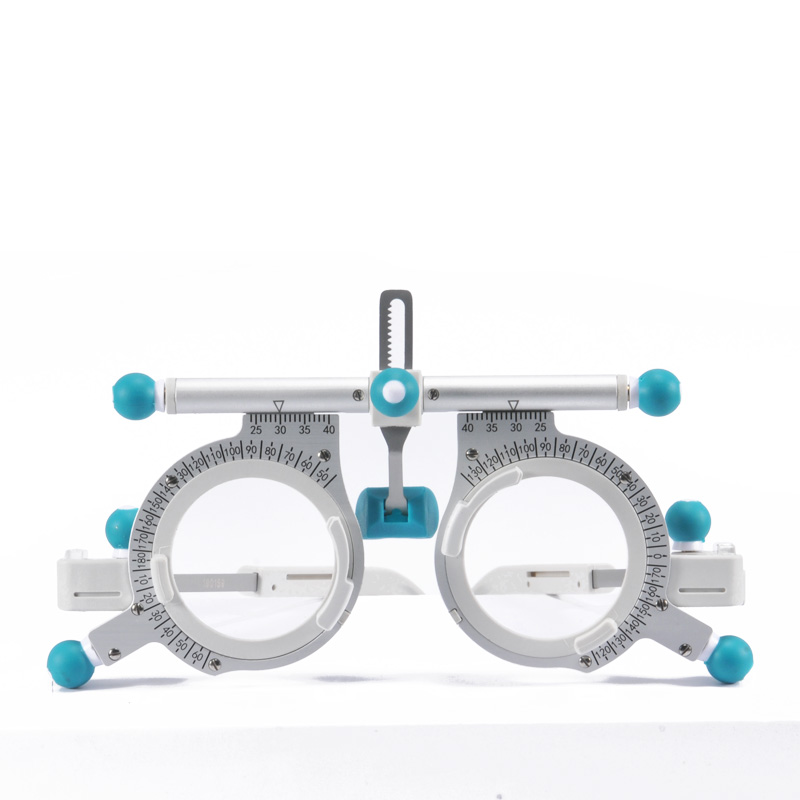 optical optometry equipment PD adjustable 4880 Titanium Oculus Trial